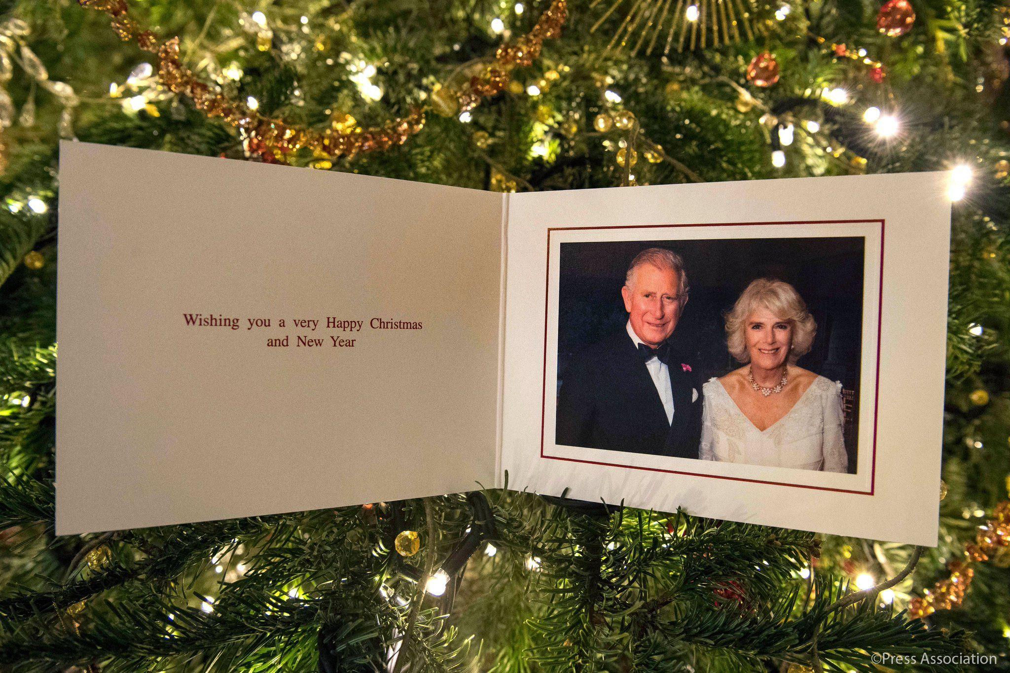 Prince Charles Christmas Card 2017