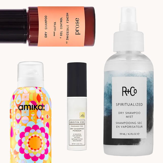 dry shampoo for every hair type in 2021