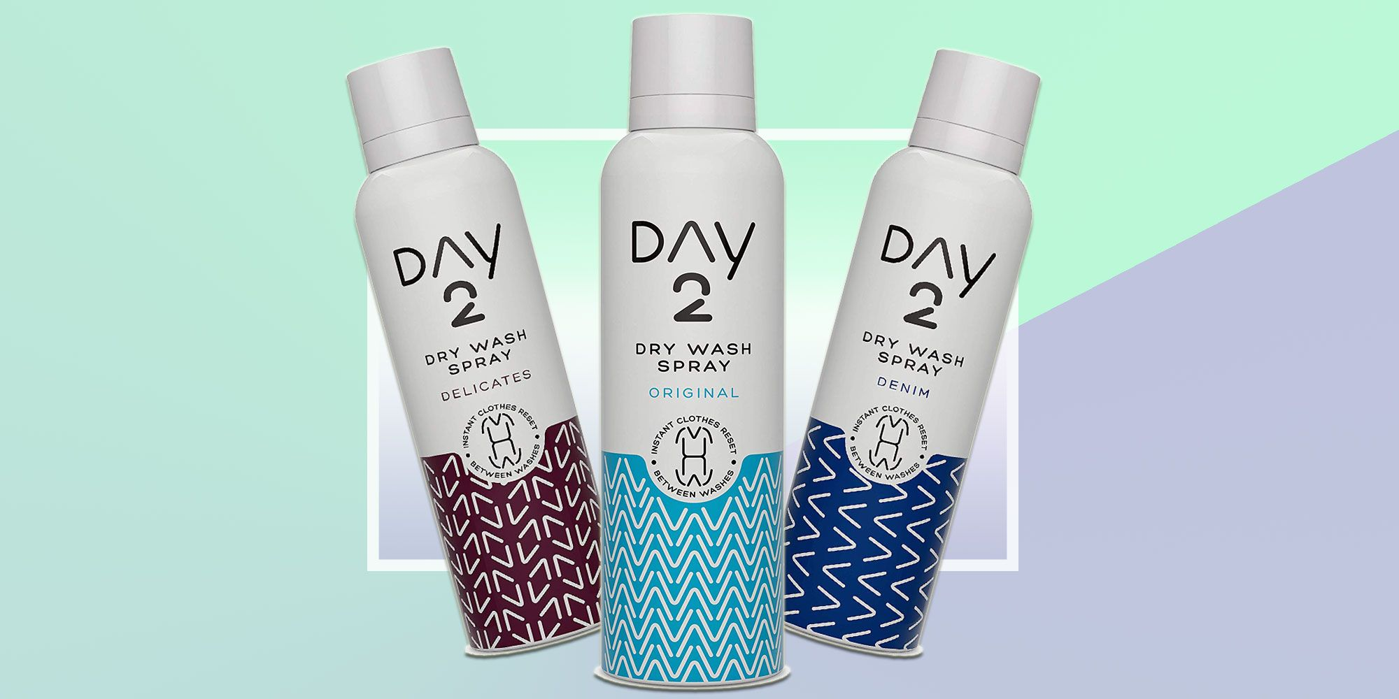 dry shampoo for clothes, day2