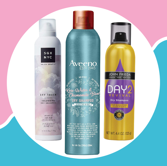 best drugstore dry shampoo 2019 12 Best Drugstore Dry Shampoos For All Hair Types 2019