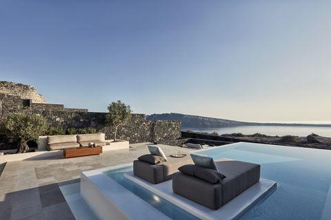 Canaves Oia Epitome Hotel Santorini