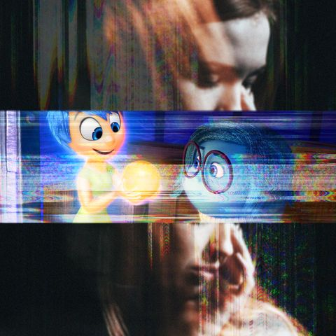 How a panic attack watching Disney Pixar's Inside Out finally made me seek the help that saved my life