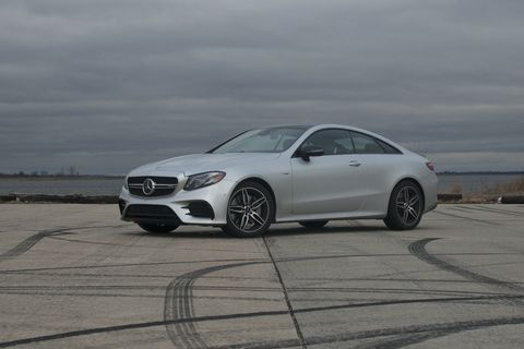 The Mercedes-AMG E53's Mild-Hybrid Straight-Six Is Fascinating