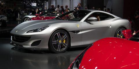 Ferrari Portofino Photos - Images of the Ferrari ...