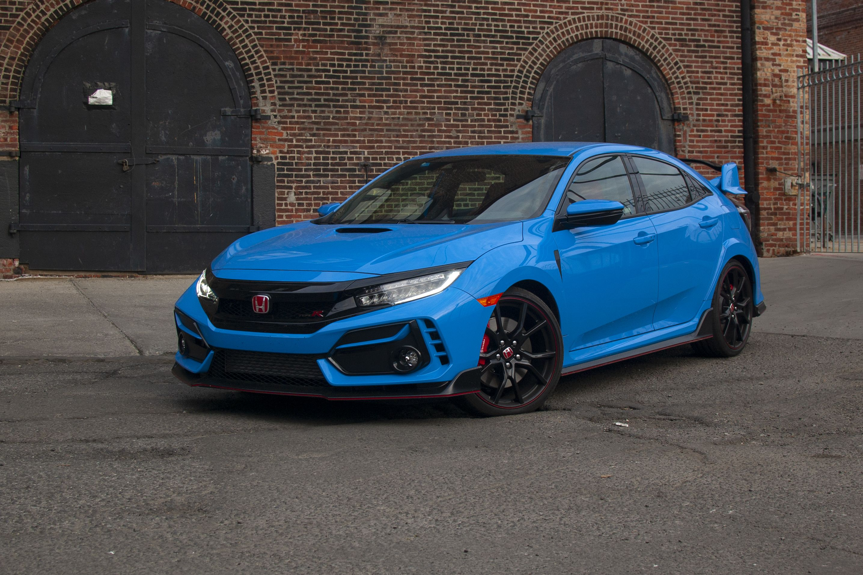 2020 Honda Civic Type R Doesn T Mess With A Good Thing Review