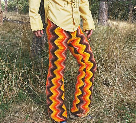 Crochet Pants For Men Are Real And Actual Men Are Buying Them