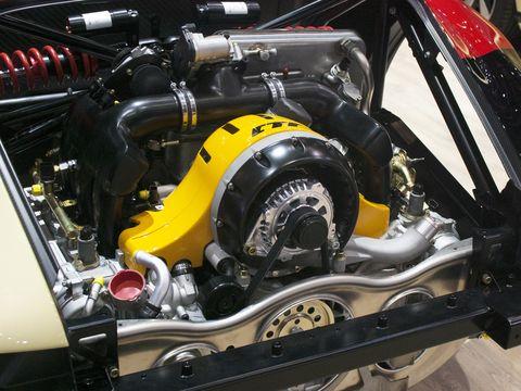 Motor vehicle, Engine, Auto part, Vehicle, Car, Alloy wheel, Wheel, Automotive engine part, Rim, Fuel line,