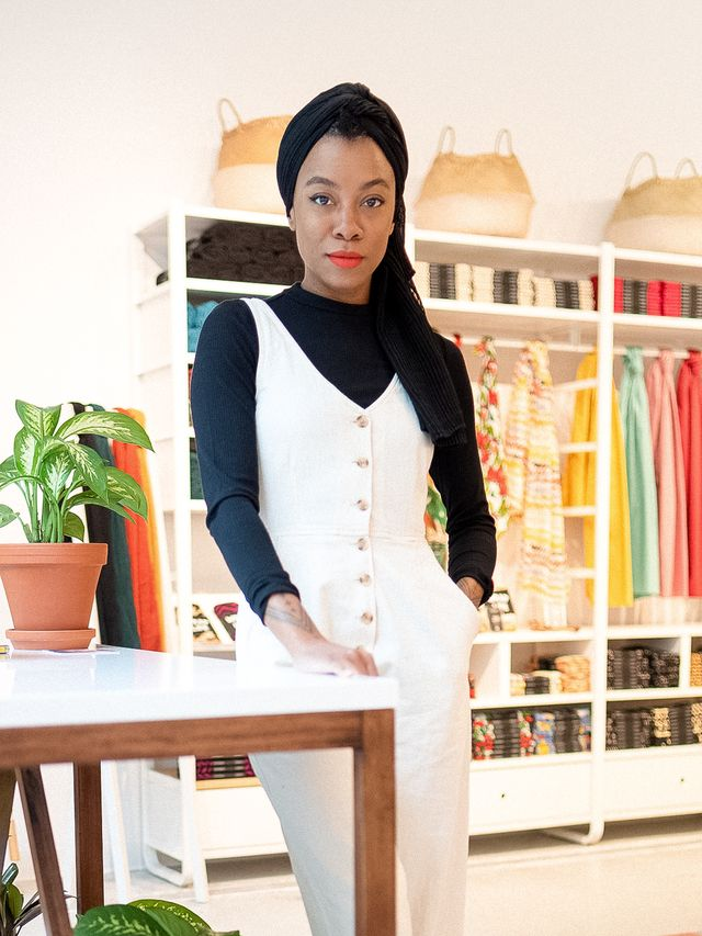 the wrap life founder nnenna stella