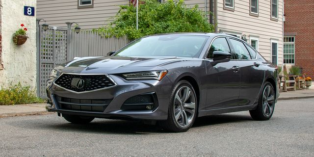 2021 acura tlx first drive