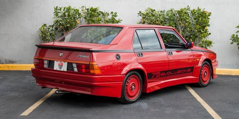 This Has to be The Most 1980s Alfa Romeo
