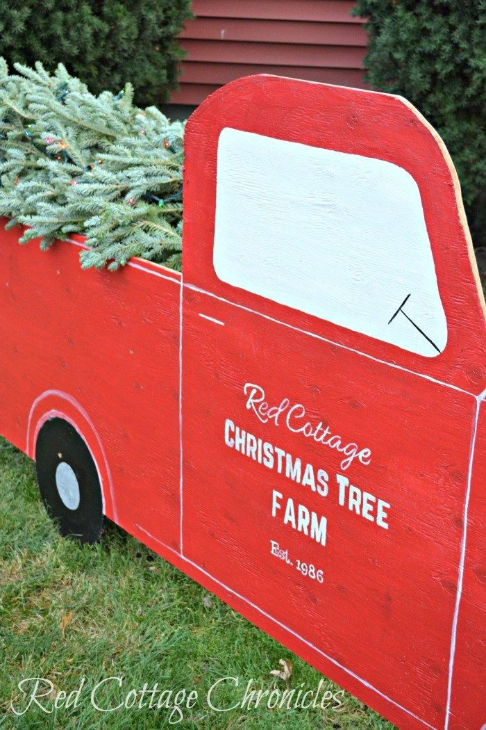 50 Best Outdoor Christmas Decorations , Christmas Yard