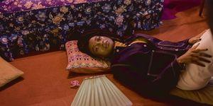 Little Simz ft. Cleo Sol 'Selfish' music video still