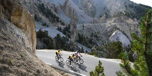 Drie ultieme klim-trainingssets op wattage Bicycling NL