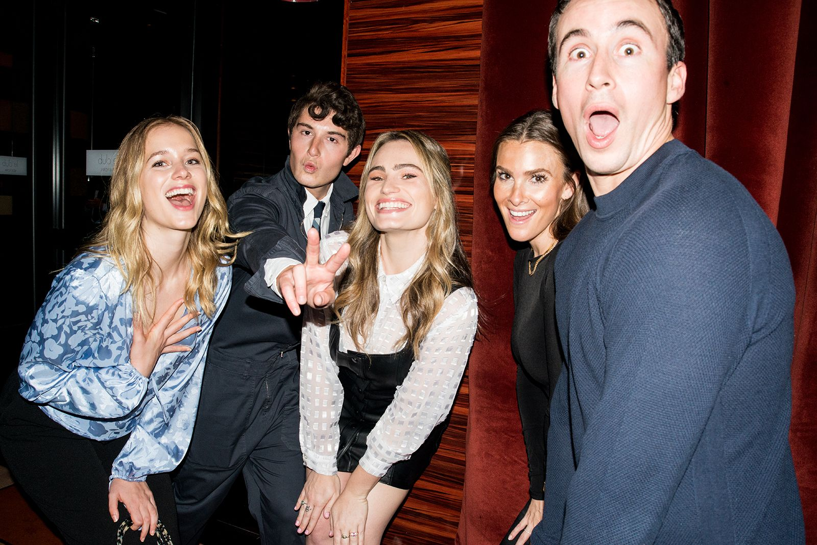 What Happened at Town & Country's September Issue Party?