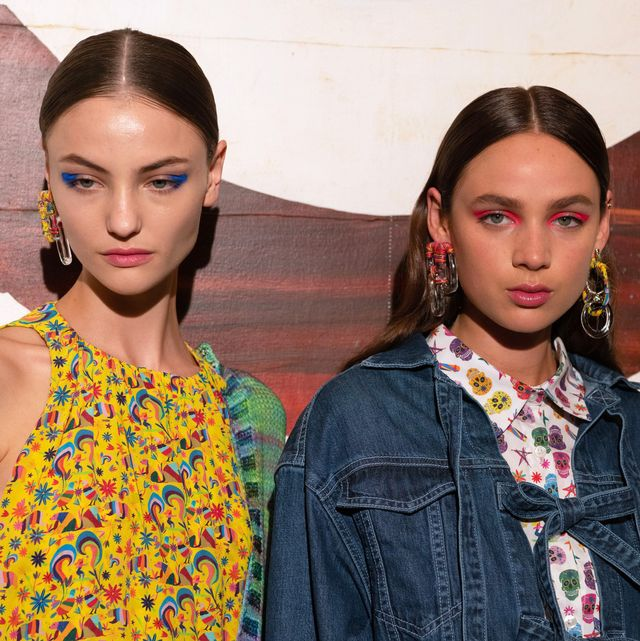 2020 S Hair And Beauty Trends: The Top Spring Makeup Trends For 2020 From The Runway