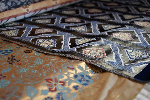 西陣金襴工房「織匠 平居(おりしょうひらい)」