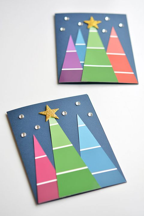 14 Best Diy Christmas Card Ideas 2019 Cute Diy Holiday Cards