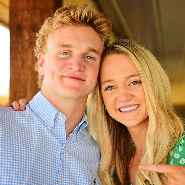 ree drummond's two middle children, bryce and paige