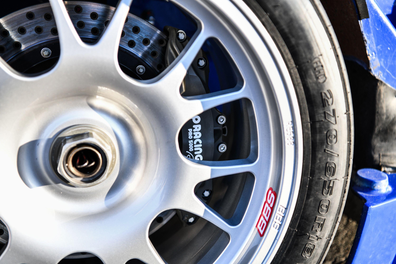 Hillclimb Legend Georg Plasa's Judd V8-Powered BMW E36