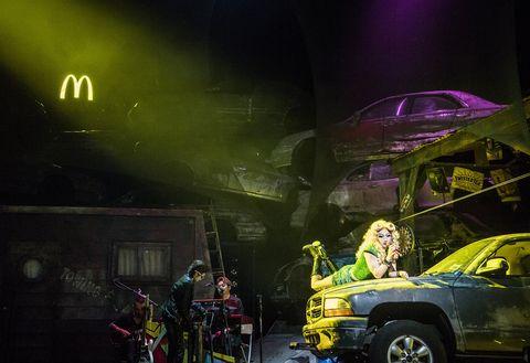 臺中國家歌劇院,搖滾芭比,音樂劇,2018,表演,台中