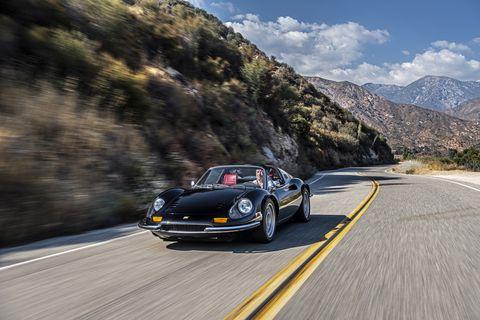 Land vehicle, Vehicle, Car, Regularity rally, Coupé, Sports car, Porsche 911 classic, Porsche 912, Dino, Supercar,