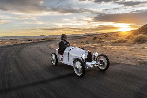bugatti baby ii rides again