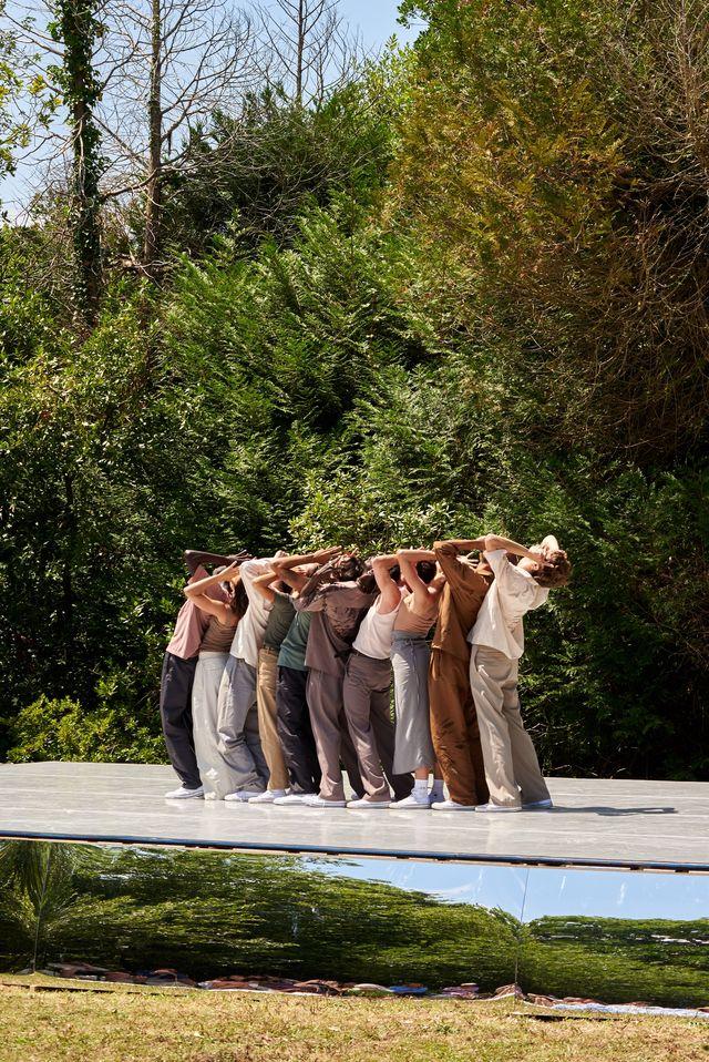 leo walk chi è ballerino