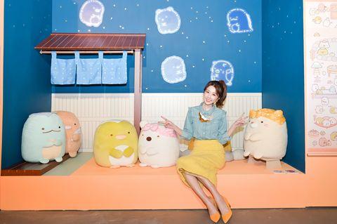 Yellow, Room, Animation, Illustration, Interior design, House,