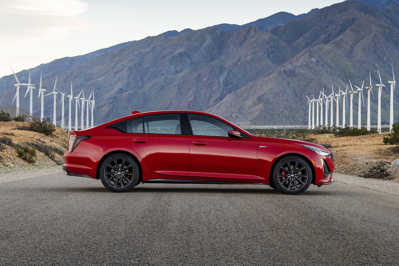 The 2020 Cadillac CT5-V Is a Proper Sport Sedan