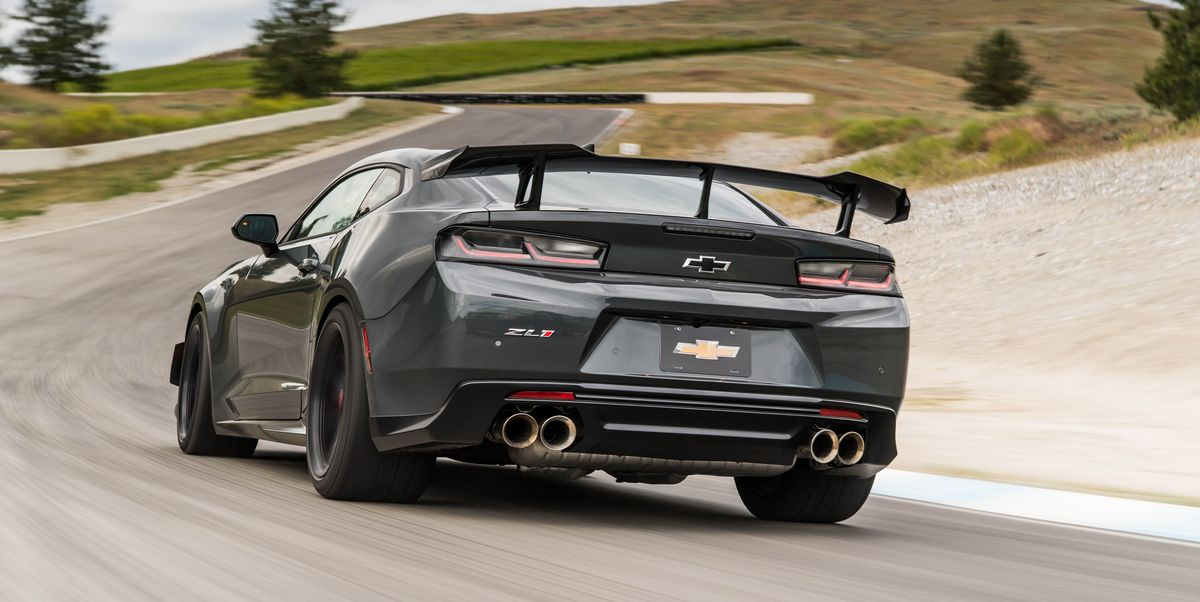 Chevrolet Camaro Zl1 1le First Drive
