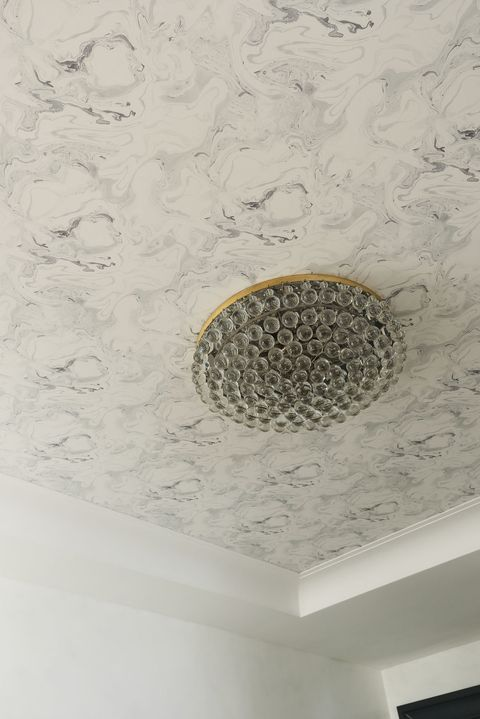 Best Ceiling Wallpaper Ideas How To Wallpaper Your Ceiling