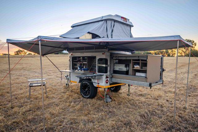 mobi x camping trailer