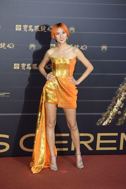 金曲31紅毯時尚
