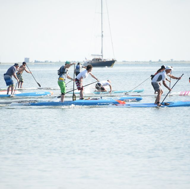 Water transportation, Surface water sports, Paddle, Recreation, Surfing Equipment, Stand up paddle surfing, Sports, Vehicle, Boats and boating--Equipment and supplies, Fun,