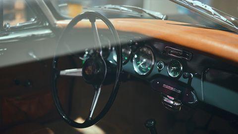 Nederlandse Porsche 911 garage