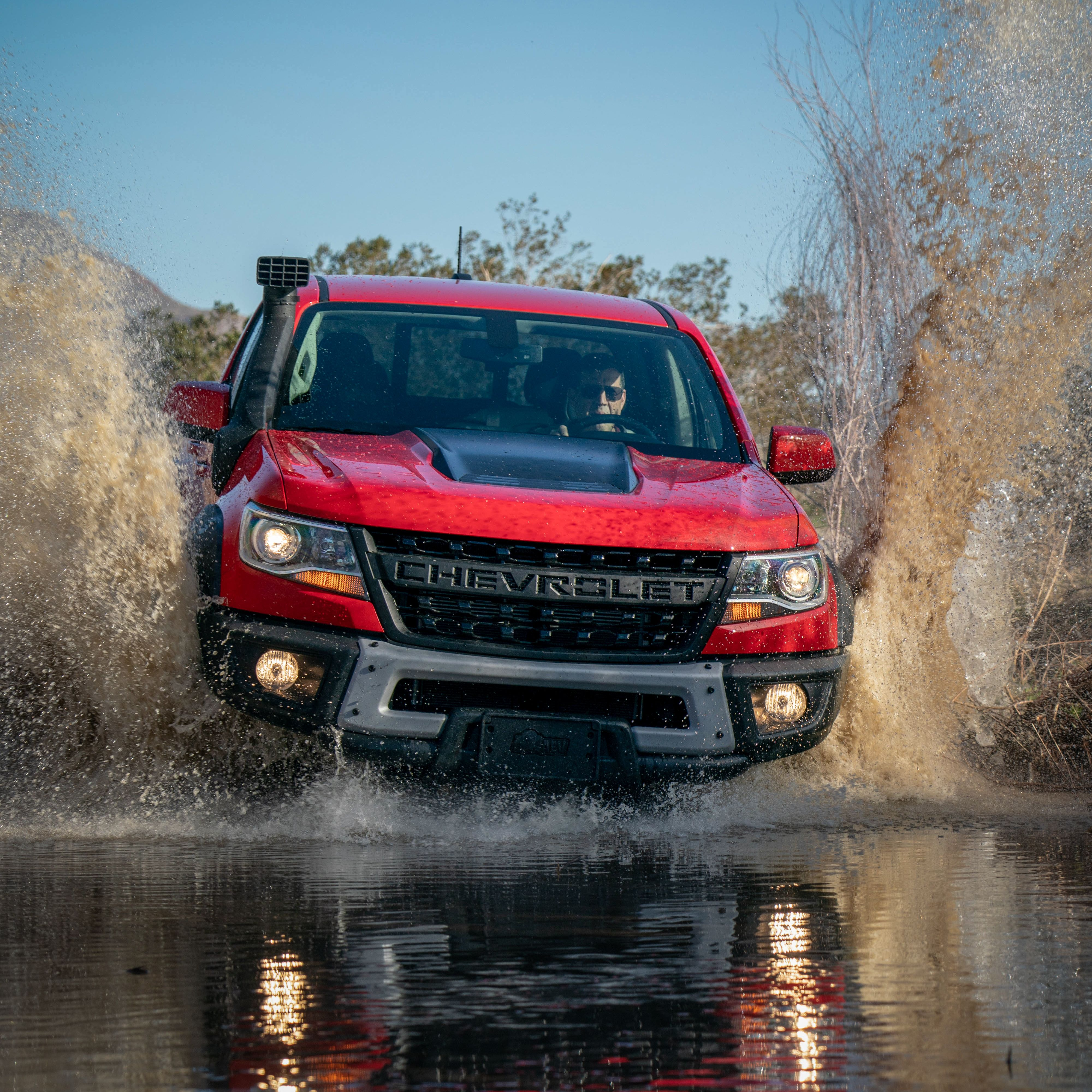 2019 Chevy Colorado Zr2 Bison Gm S Most Capable 4x4 Ever