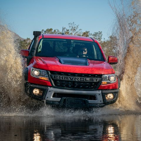 2019 Chevrolet Colorado ZR2 Bison – Capable 4x4 Pickup