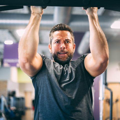 zachary levi shazam flow gym working out