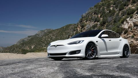 tesla model s gets the full treatment from unplugged performance