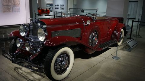 new petersen museum exhibit features wold's greatest supercars
