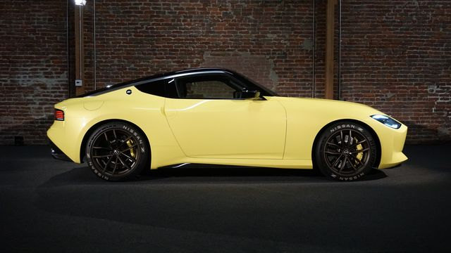more photos of the new nissan z