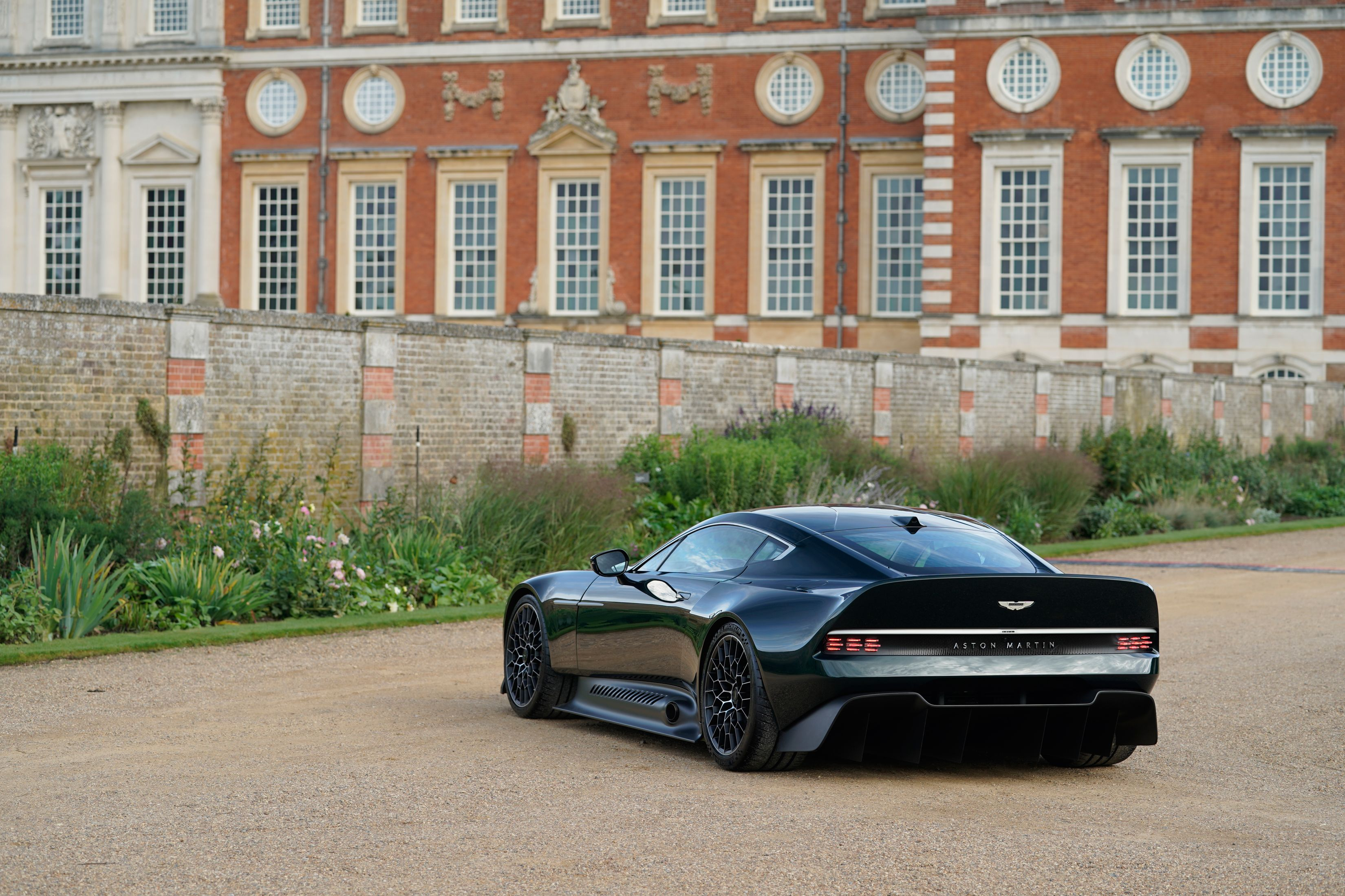 The Aston Martin Victor Is A 70s One 77 Mashup