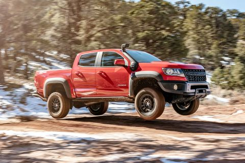 Best New Mid-Size Pickup Trucks of 2019 - All Mid-Size ...
