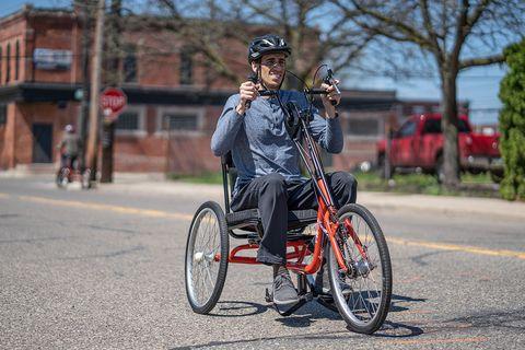 MoGo Adaptive Bikes