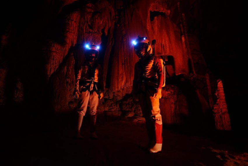 In Spagna c'è una caverna dove si può provare come sarebbe vivere su Marte