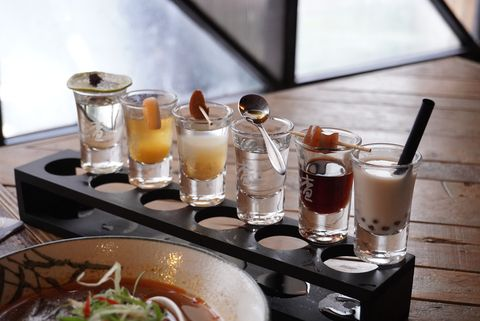 Liquid, Ingredient, Tableware, Soup, Cuisine, Serveware, Dish, Recipe, Salt and pepper shakers, Produce,