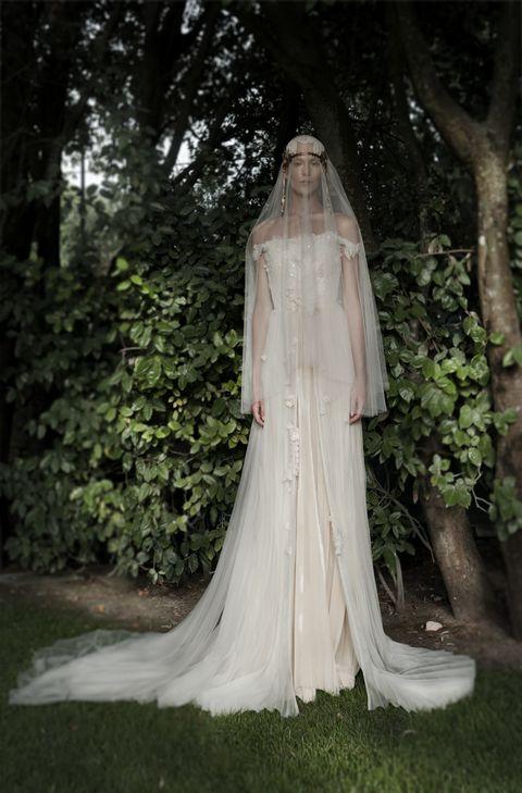 elisabetta delogu, abito da sposa