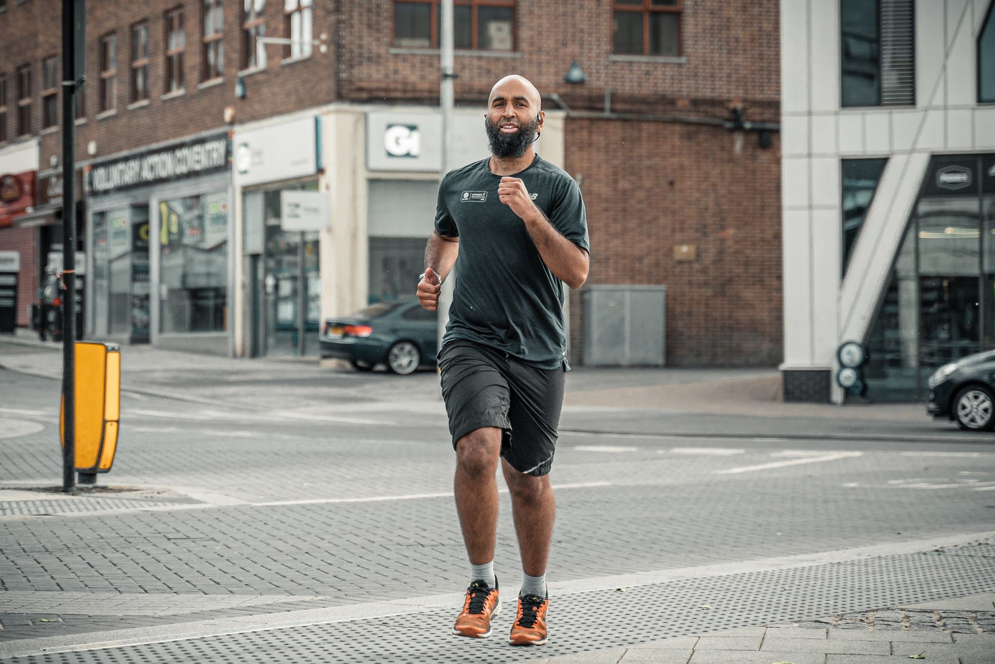 Runner catches thief after his 13-mile run
