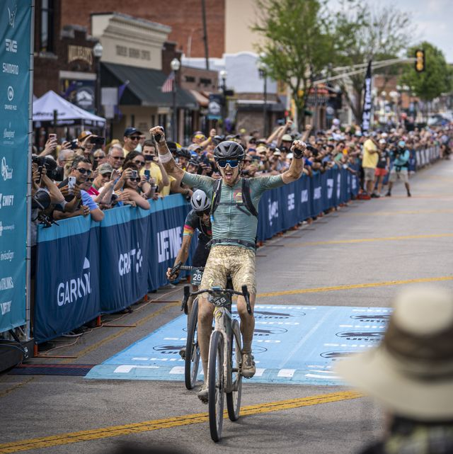 ian boswell wins unbound gravel