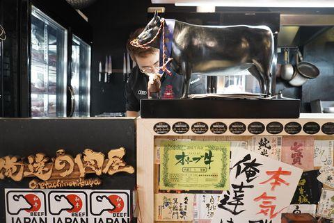 米其林一星日本和牛專賣店「俺達的肉屋」推出雙人套餐!彈嫩厚切牛舌、羽下翼板和牛太銷魂必吃